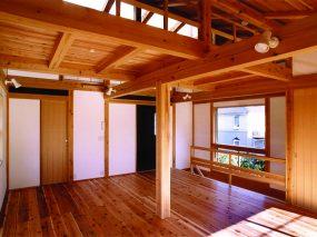 木組みの家「川越の家」2階2