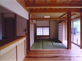 木組みの家「腰越の家」和室