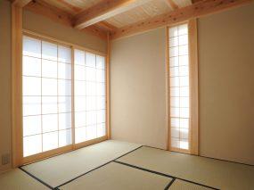 木組みの家「善福寺の家」和室