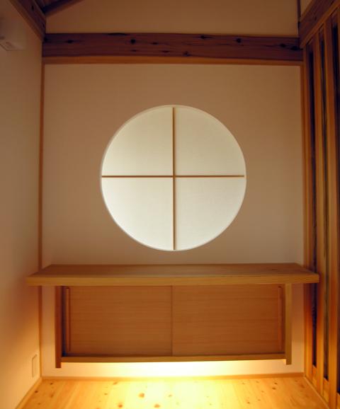 200年住宅「江原の家」建具が入りました