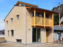 木組みの家「切久保の家」