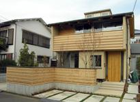 木組みの家「所沢の家2」