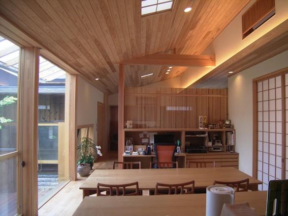 「き」組の家_ノイトラッツ建築設計
