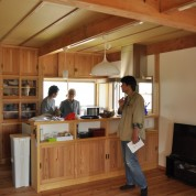 木組みの家「飯山の家サポート」