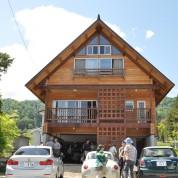 木組みの家「飯山の家サポート」外観2