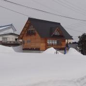 木組みの家「飯山の家サポート」雪
