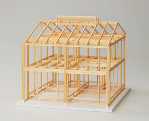 プロトタイプ軸組模型