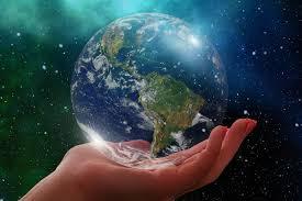 生命の源「地球」