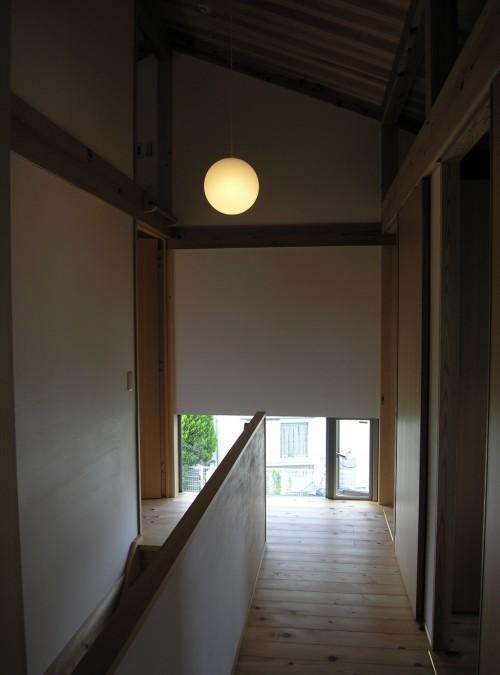 110808大和の家完成階段