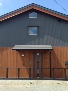 青木設計「豊橋緑が丘の家」2