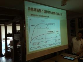 木組ゼミ2014実践「限界耐力計算1」